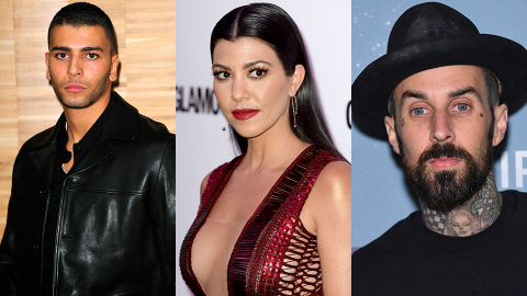 Kourtney Kardashian's Ex Just Shaded Her For Making Out With Travis Barker in a Bikini | StyleCaster