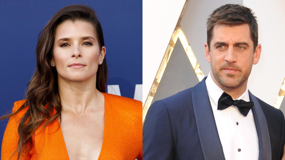 Aaron Rodgers' Ex Danica Patrick Tried to 'Mend' His Family's 'Strained' Relationship Before Their Split