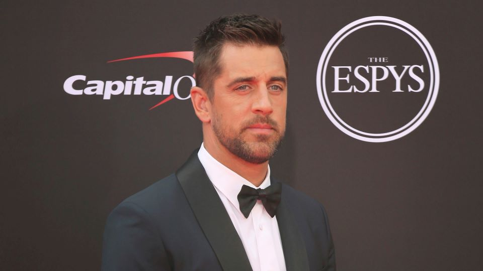 Aaron Rodgers Would 'Highly Consider' Retiring From the NFL to Host 'Jeopardy' Permanently