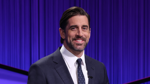 Aaron Rodgers Is Hosting 'Jeopardy!' For 2 More Weeks—Here's How to Watch It For Free | StyleCaster