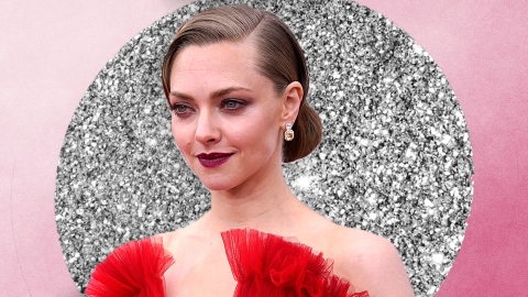 Cliché, But Amanda Seyfried's Plunging Oscars Gown Is Red Hot | StyleCaster