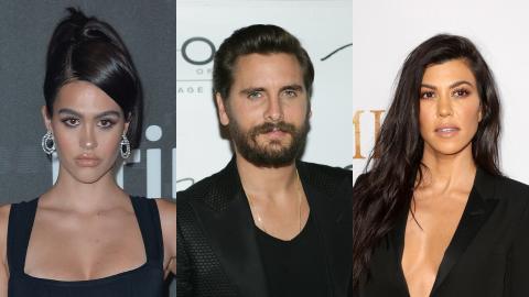 Scott Disick's Girlfriend Amelia Isn't 'Jealous' of Kourtney Kardashian Like His Ex Sofia | StyleCaster