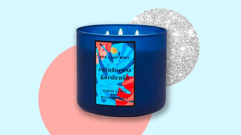Bath & Body Works Has An Online-Only Candle Section That Will Blow Your Mind | StyleCaster