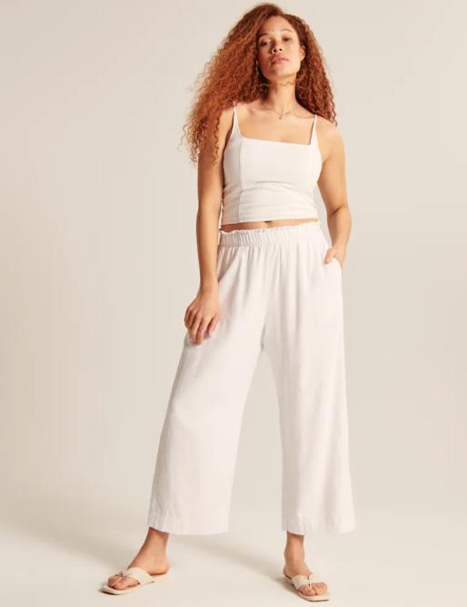 Mini Size Cutout Trousers Details about  /Emma Chamberlain