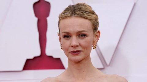 Carey Mulligan's Oscars Dress Is 'Beauty & The Beast' But Make It Fashion | StyleCaster