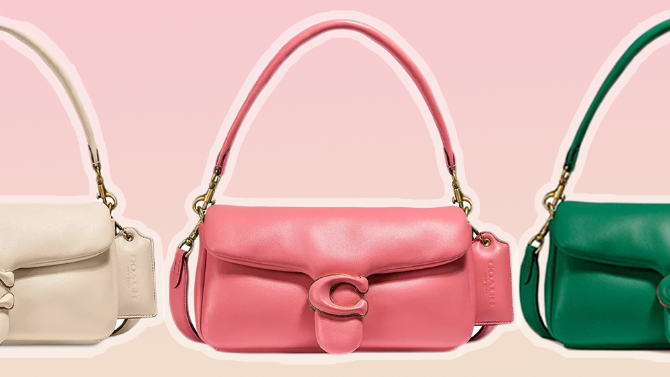 We Need To Talk About Coach's Pillow Tabby Shoulder Bag | StyleCaster