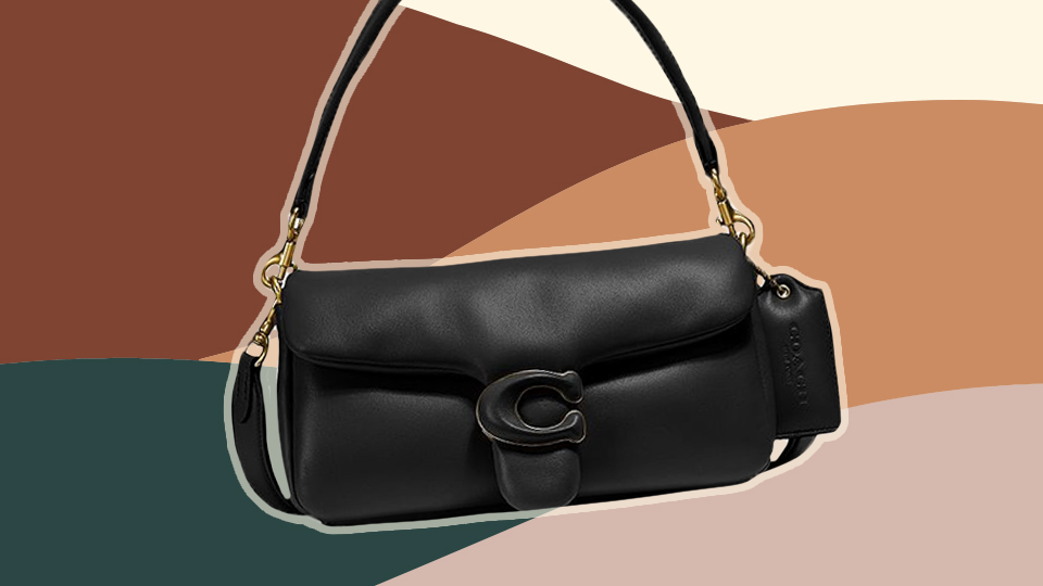 Coach Pillow Tabbys Are Back In Stock & I Need The Black For Fall | StyleCaster