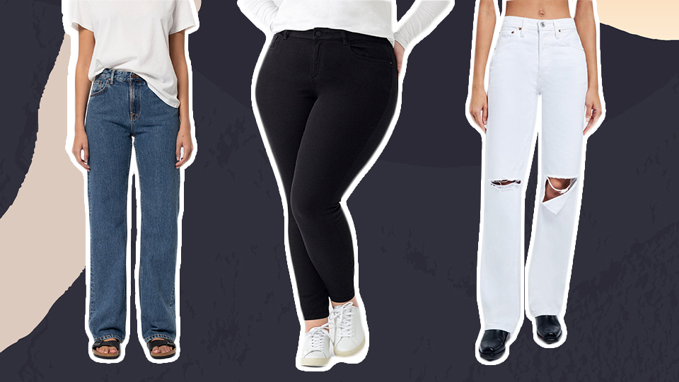 10 Sustainable Denim Brands For Jeans You'll Wear Forever