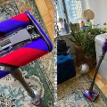 Dyson's New Omni-Glide Vacuum Makes Apartment Life...