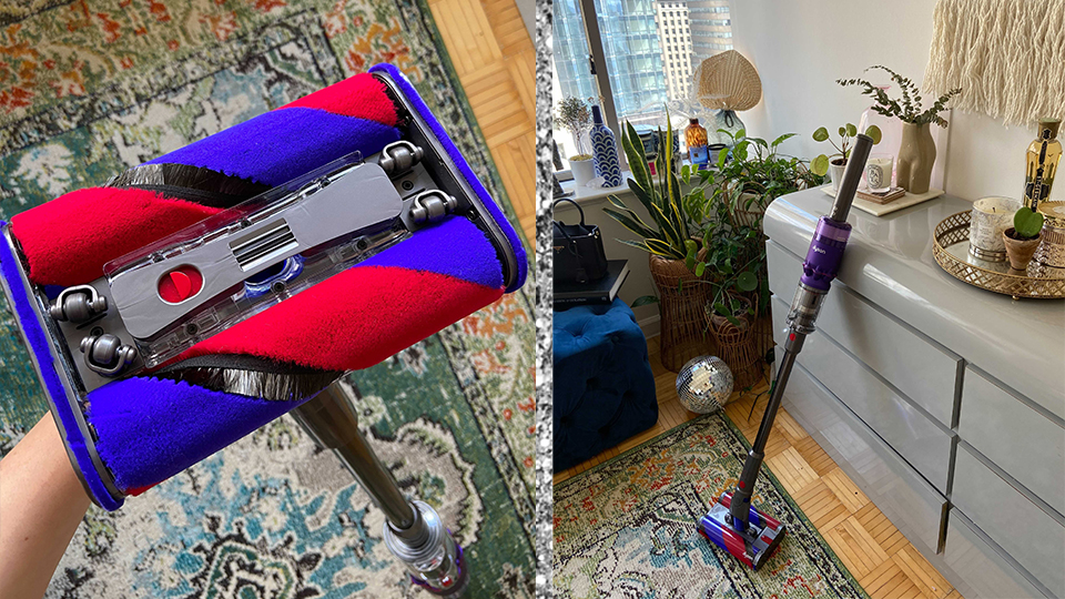 Dyson's New Omni-Glide Vacuum Makes Apartment Life A Thousand Times Better | StyleCaster