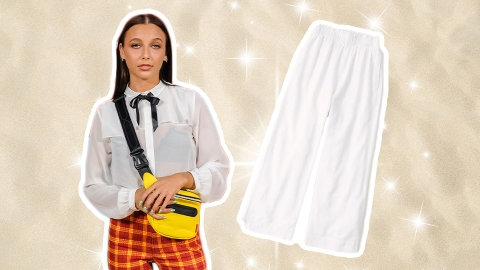 Emma Chamberlain Says Beach Pants Are In, So Let's Get 'Em | StyleCaster