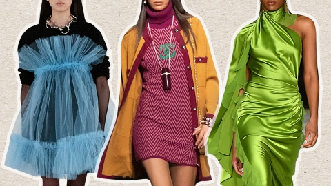The Top Fashion Trends To Try For Fall 2021, According To The Runways | StyleCaster