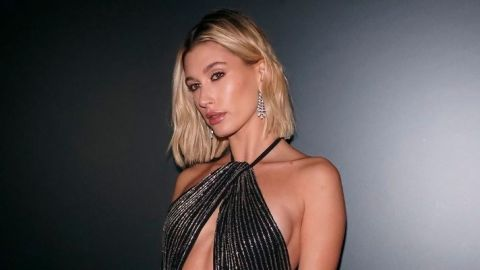 How Hailey Bieber Gets That Coveted 'Glazed Donut' Skin Before Bed | StyleCaster