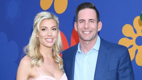 Tarek El Moussa Wants to 'Flip' Heather Rae Young's Last Name After Their Engagement Party | StyleCaster