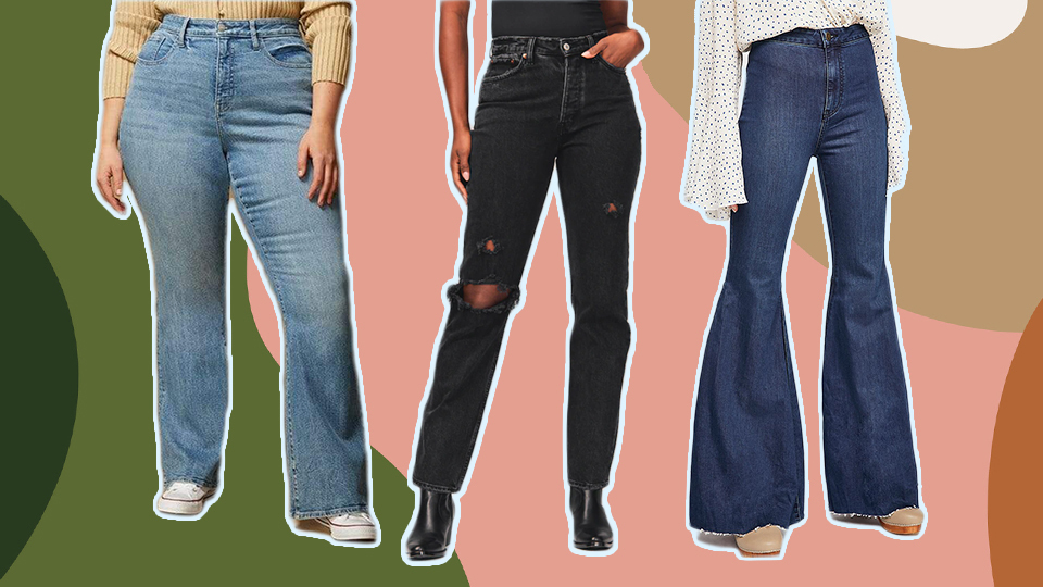 2021 Denim Trends To Try Now That Skinny Jeans Are Dead