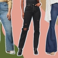 2021 Denim Trends To Try Now That Skinny Jeans Are...