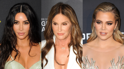 Kim & Khloé Kardashian Just Revealed Whether They Still Have 'Beef' with Caitlyn Jenner | StyleCaster