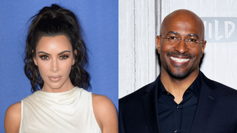 There's a Rumor Kim Kardashian Is Dating Van Jones After Divorcing Kanye—Here's the Truth | StyleCaster