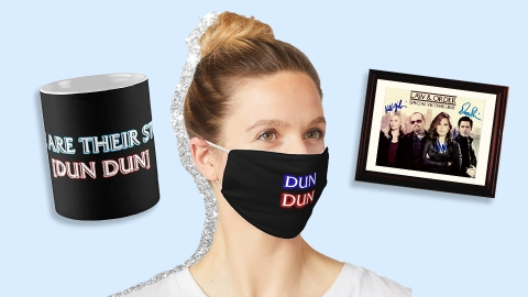 The Best 'Law & Order' Gifts For Fans Who Have Memorized the 'SVU' Monologue by Heart | StyleCaster