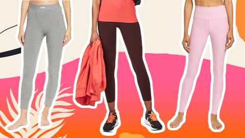 10 Top-Rated Leggings From Nordstrom You Can Definitely Justify Buying | StyleCaster