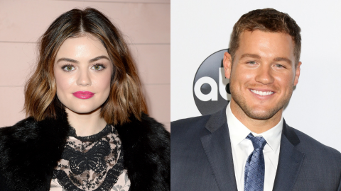 Lucy Hale Just Reacted to Colton Underwood Coming Out Months After Their Rumored Romance | StyleCaster