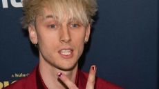 Machine Gun Kelly Is Launching A Nail Polish Brand & I'm Actually Really Stoked
