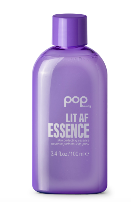 pop beauty lit af essence skin This Skincare Ingredient Treats Acne, Hyperpigmentation & Dry Skin—All At Once