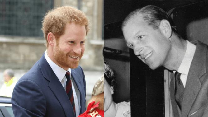prince harry prince philip young 4 Il principe Harry sembra proprio un giovane principe Filippo: ecco le foto per dimostrarlo