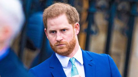 Prince Harry Is Back in California After Philip's Funeral & Will Miss the Queen's Bday | StyleCaster