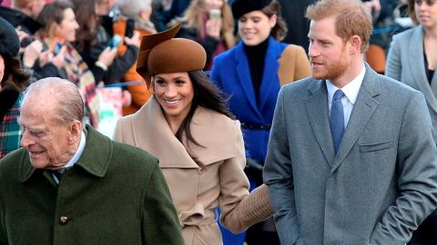 Harry & Meghan Just Shared a Heartfelt Tribute to Prince Philip After His Death | StyleCaster