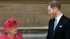 Here's the Gift Prince Harry Gave the Queen Before Leaving the UK Ahead of Her Birthday