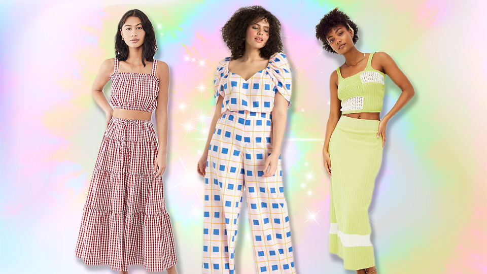Swap Your Sweatsuits For These Springy Matching Sets