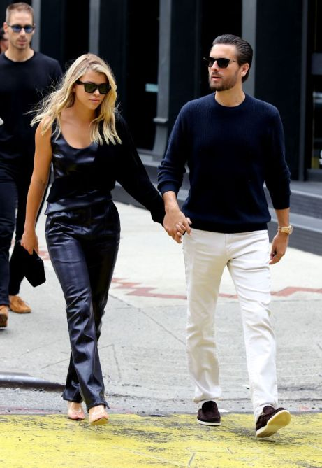 sofia richie scott disick 1 Sofia Richie Is Dating a Music Executive—Heres What to Know About Her 1st BF After Scott Disick