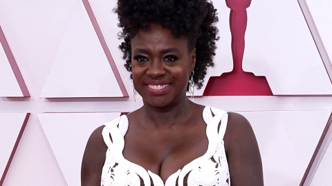 Viola Davis's Oscars Gown Features White-Hot Cutouts Galore | StyleCaster