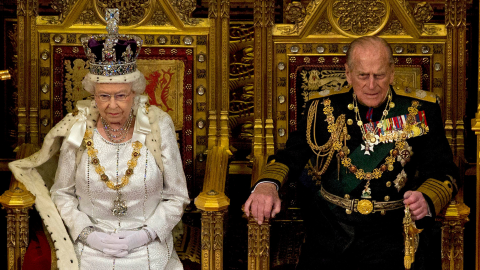 Why Was Prince Philip Not a King? His Royal Title as Prince Consort Explained | StyleCaster