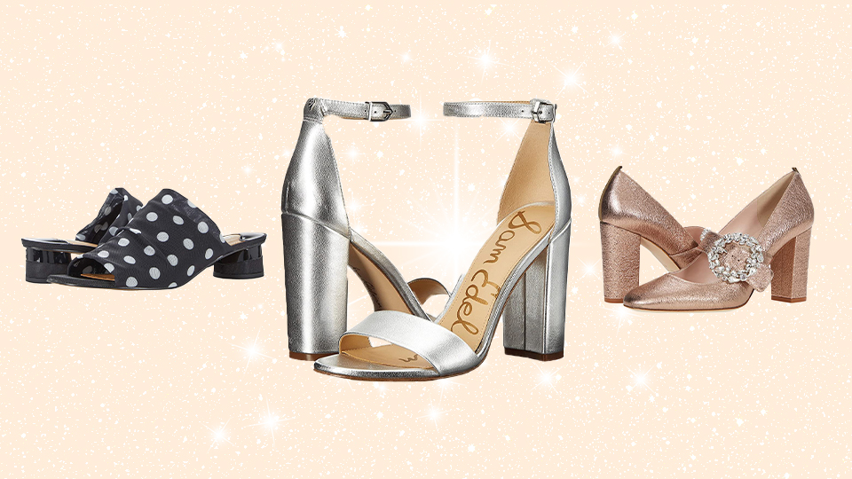 10 Pairs Of Shoes You Won't Regret Wearing To An Outdoor Wedding