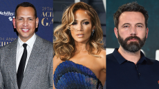 A-Rod Is 'Shocked' J-Lo 'Moved On' With Ben Affleck So Soon After Their Breakup