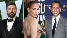 Jennifer Lopez & Ben Affleck Allegedly Started Talking Again While She Was Still With A-Rod