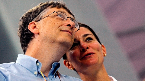 Bill Gates Is Worth $129 Billion—Here's How Much His Wife Will Get in Their Divorce | StyleCaster