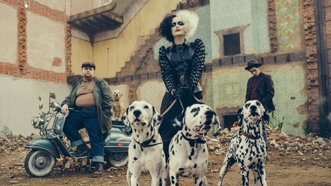 'Cruella' Is Now Free For Disney+ Subscriptions—Here's How to Watch It at No Cost | StyleCaster