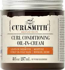 Olio-in-crema condizionante per ricci Curlsmith