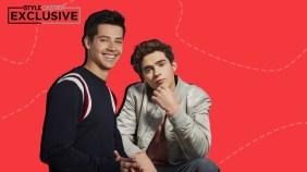 'HSMTMTS' Stars Joshua Bassett & Matt Cornett Kill It at 'High School Musical' Trivia