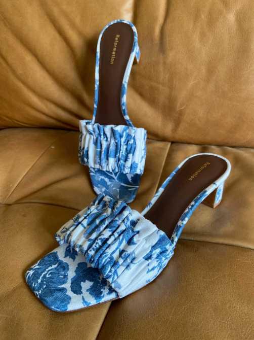STILEKSTAR |  Reformation Ref Shoes Review