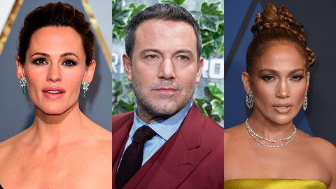 Here's What Jennifer Garner Thinks of Ben Affleck 'Hanging Out' With J-Lo   StyleCaster