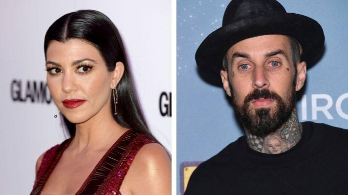 Kourtney Kardashian Tattooed 'I Love You' On Boyfriend Travis Barker