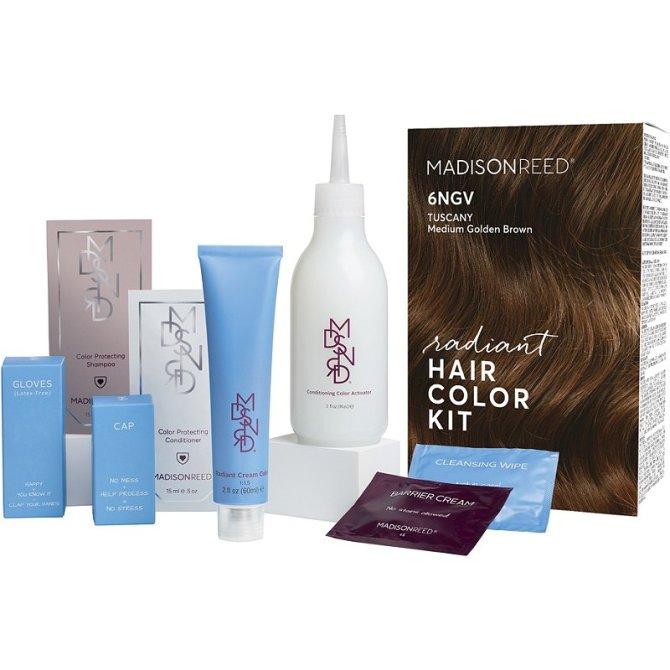 MADISON REED * Kit colore per capelli radiosi