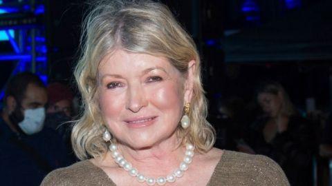 We Need To Talk About Martha Stewart's Bright Blonde Beach Waves   StyleCaster