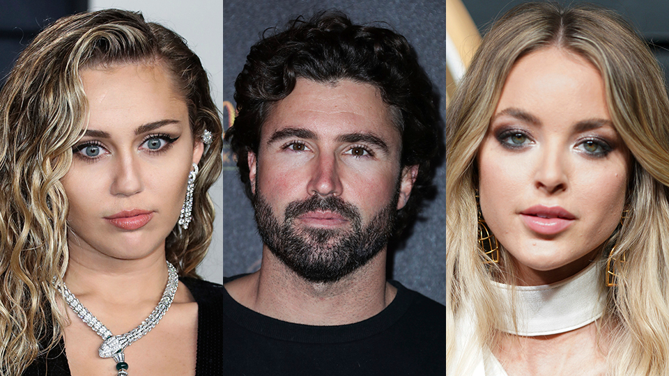 Brody Jenner Just Called His Ex-Wife's 'Lesbian Thing' With Miley Cyrus 'Gnarly' | StyleCaster