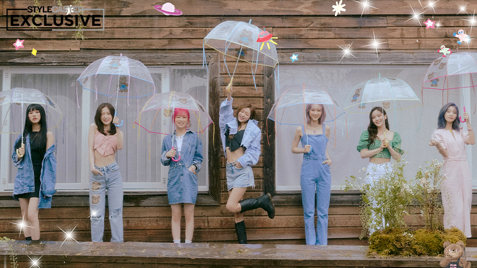 Oh My Girl on 'Dun Dun Dance' & Their Dream Collaboration With Girls' Generation | StyleCaster