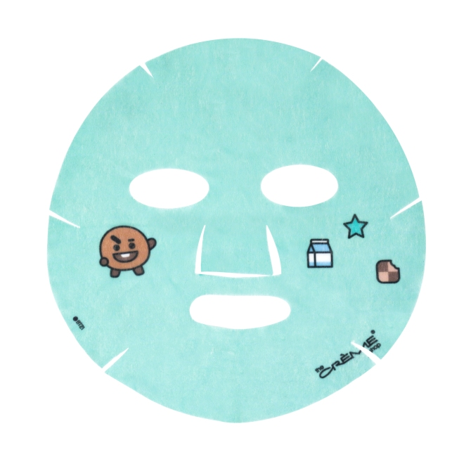 shookys shining mask